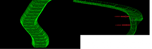 Digital terrain model of Viaduct (1)